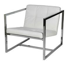 Whiteline Lisa chair