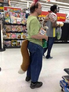 45 Funny Pics Of Most Ridiculous People Of Wal-Mart - Page 39