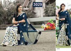 Buy This Saree Look : http://gunjfashion.com/ Watsapp Now : 90998 23943