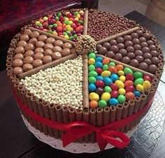 Image result for kit kat birthday cake