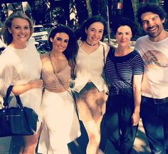 Ziggy and Leah amd Coco and Maggie and Ben Home And Away Cast, Love Home, Famous Celebrities, Tv Shows, Cover Up, It Cast, Wedding Dresses, Soaps, Summer