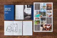 Nine on Canal by Investment Property Advisors Print Design, Graphic Design, Investment Property, Brochure Design, Vancouver, Investing, Polaroid Film, Branding, Books