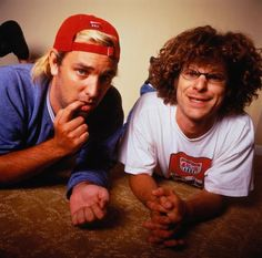 Oh the love I have for these two men.  Trey Parker and Matt Stone.