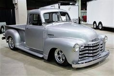 Clean '51 Chevy Pickup 1954 Chevy Truck, Classic Chevy Trucks, Chevrolet Trucks, Classic Cars, Old Trucks, Pickup Trucks, Chevy Pickups, Hot Heels, Custom Trucks