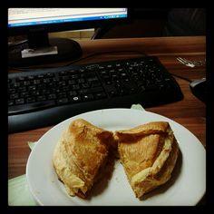 ...mmmm...business lunch!!