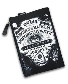 Cosmetic Bag- Ouija