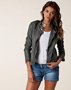 Leather Jackets!!