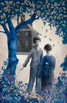 kiraablue:    ( book Cover) by Gabriel Pacheco