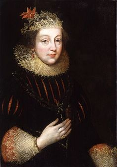 Elizabeth Wriothesley (née Vernon), Countess of Southampton, by unknown artist. She was one of the chief ladies-in-waiting to Elizabeth I of England in the later years of her reign. Renaissance, John Vernon, Secretly Married, Lady Elizabeth, Tudor Dynasty, Tudor Era, Wars Of The Roses, Lady In Waiting, Tudor History