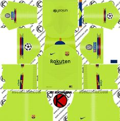 Barcelona Nike kits for Dream League Soccer and the package includes complete with home kits, away and third. All Goalkeeper kits are also included. This kits also can use in First Touch Soccer 2015 Barcelona Third Kit, Barcelona Vs Real Madrid, Real Madrid Logo, Barcelona Champions League, Uefa Champions League, Soccer Kits, Football Kits, Real Madrid Home Kit, World Cup Kits