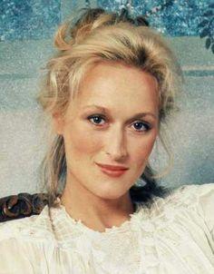 """Meryl Streep"" The Most Trustworthy Celebrities, According to You Celebrity List, Celebrity Photos, Female Actresses, Actors & Actresses, Meryl Streep Young, Grace Gummer, Merryl Streep, Blond, Oscar"