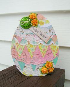 Happy Easter - Scrapbook.com#LittleStyleEaster