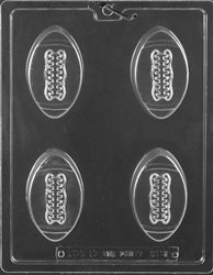 CK Products Bowling Pins and Ball Sucker Chocolate Mold 90-6213