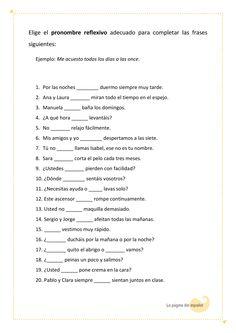Verbos Regulares en Presente | Projects to Try | Pinterest | Spanish ...