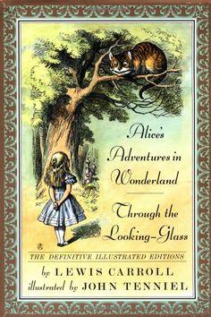 Alice's Adventures in Wonderland by Lewis Carroll, John Tenniel,