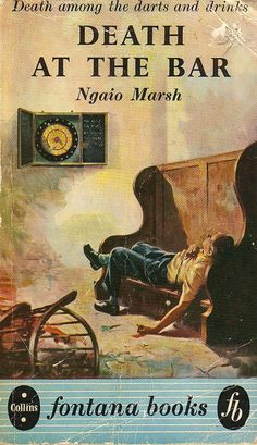 Death at the Bar by Ngaio Marsh by The Woman in the Woods, via Flickr