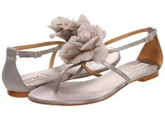 Badgley Mischka Zowie-I love these sandals. So girly. And awesome price