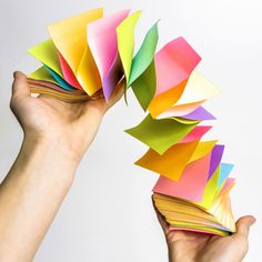Origami Paper Crafts Creative ideas about paper crafts. The post Origami Paper Crafts appeared first on Paper Diy. 5 Min Crafts, Diy Home Crafts, Diy Arts And Crafts, Creative Crafts, Fun Crafts, Crafts For Kids, Wood Crafts, 5 Minute Crafts Videos, Clay Crafts