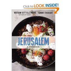 yotam ottolenghi: jerusalem: a cookbook