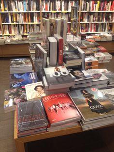 El libro en La Casa del Libro de Valladolid