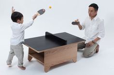 Toys Mike Ping Pong #toys #kids #design