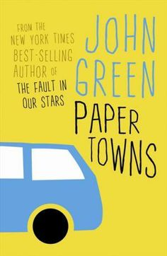 Paper Towns - Quentin Jacobsen has spent a lifetime loving the magnificently adventurous Margo Roth Spiegelman from afar. So when she cracks open a window and climbs back into his life—dressed like a ninja and summoning him for an ingenious campaign of revenge—he follows.