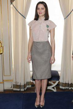 Marion Cotillard Style Highs & Lows