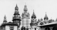 File:Electric towers at Buffalo Pan-American Exposition, 1901.jpg ...