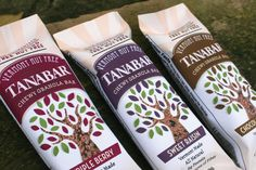 Vermont Nut Free Chocolates Tanabar packaging