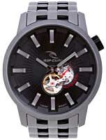 Rip Curl Detroit Automatic Mick Fanning Titanium Watch - Black  There is only one Mick Fanning – 2x ASP World Champion. Lighting Fast. Surfing Icon. Fanning has personally been involved and hands on with the new MF1 products from the beginning and demands excellence as well as the very best materials available to be used for all his products.