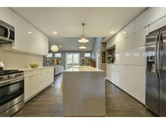Stunning gourmet kitchen with silestone counters and tons of storage 2203 Iva Ln, Austin TX 78704