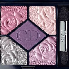 Garden Party Collection! Credit: wonderful_luxury #Diorvalley #Dior #EyeShadow #DiorBeauty #Cosmetics