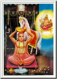 Lord Hayagreeva Ji Avtar Of Vishnu Ji