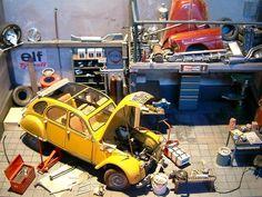 wilco's dioramas dot com