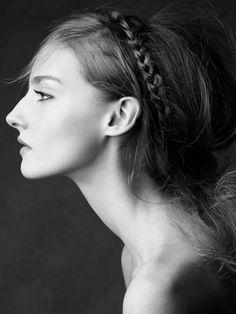 renataandjonathan:  Amanda Nørgaard ¡¡La belleza esta en el ojo de quien la mira!!