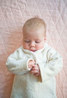 Corinne's Thread: Fleece BabyJumpsuit - The Purl Bee - Knitting Crochet Sewing Embroidery Crafts Patterns and Ideas!