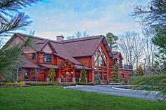 Winsconsin Log Homes