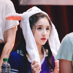 i'm a tokki 🐰 Extended Play, South Korean Girls, Korean Girl Groups, Teaser, Month Animals, Kim Jung, Asian Babies, Singing In The Rain, Olivia Hye
