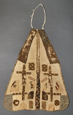 Sewing Pocket, American, ca. 1750-1800
