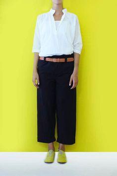 Daniela Gregis washed jeans operaio trousers