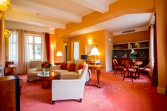Luxury Mozart Suite at Aria Hotel Aria Rooms, Prague, Luxury, Table, Furniture, Home Decor, Homemade Home Decor, Mesas, Home Furnishings