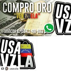 #Repost @usavzla with @repostapp  COMPRO #ORO #VALENCIA #venezuelaenlacalle #carabobo #planton #ororoto