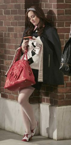Fashion Inspiration: Blair Waldorf