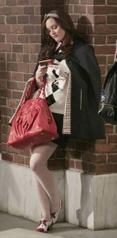 Fashion Inspiration: Blair Waldorf