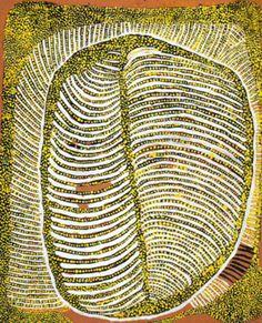 Shorty Lungkarda Tjungurrayi / Untitled 1972 40 x 33 cm