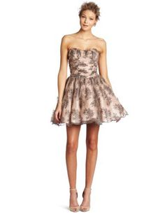 Betsey Johnson Women's Chantilly Lace Strapless Dress, Nude, 6 Betsey Johnson,http://www.amazon.com/dp/B0078JASDA/ref=cm_sw_r_pi_dp_CX5Zqb0K769X7F8Z