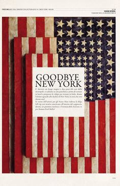 Goodbye New york  #magazine fall winter collection#fredmello #fredmello1982 #newyork #advcampaign#accessories#fallwinter13 #accessible luxury #cool #usa #mancollection