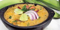 Cazuela - Comida ecuatoriana