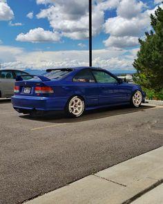 Honda Civic 1995, Honda Civic Coupe, Honda Civic Hatchback, Nissan Gtr Black, Civic Jdm, Japanese Sports Cars, Street Racing Cars, Honda Cars, Japan Cars