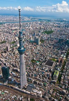 The Tokyo Skytree - the world's largest tower opens in Japan